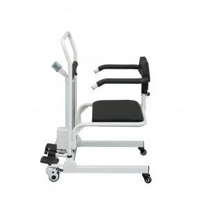 כסא העברה חשמלי לשירותים ולמקלחת ASPEN