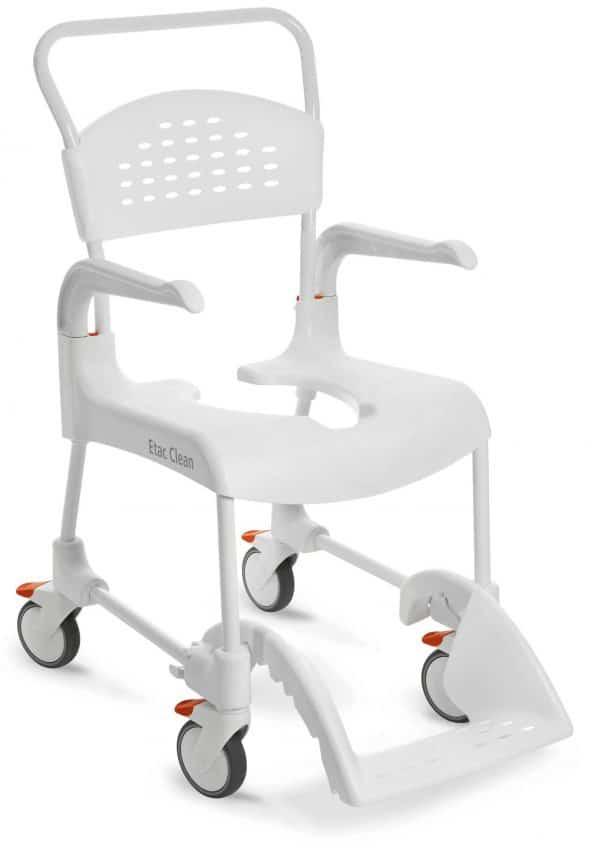 """clean כסא רחצה ושירותים קלין 55 ס""""מ גובה מהקרקע"""