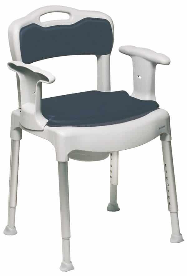 כסא רחצה קומודה Swift Commode etac