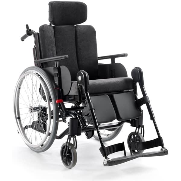 כסא גלגלים סיעודי טילט רקליין Prio 3D