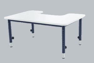 שולחן מתכוונן טלסקופי Joy