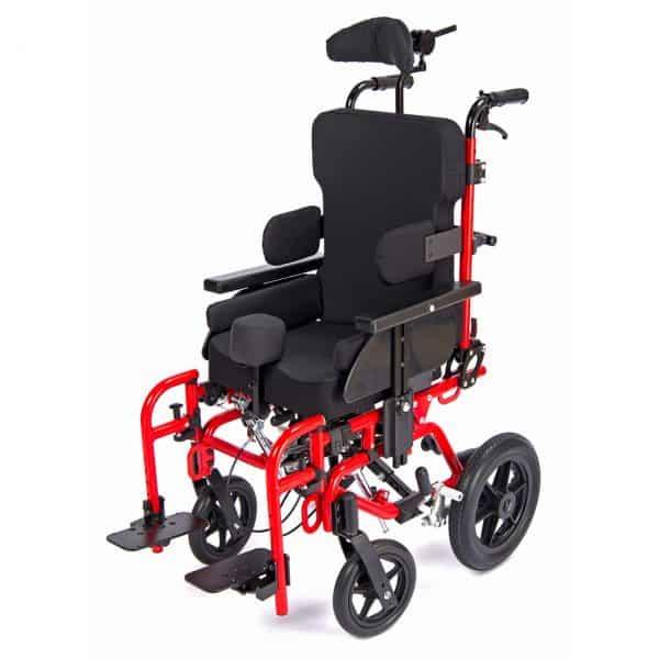כסא גלגלים טילט רקליין לילדים קנגה Kanga 2G