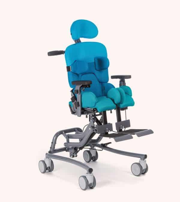 כסא מודולרי לילדים עם גב הטייה Madita fun