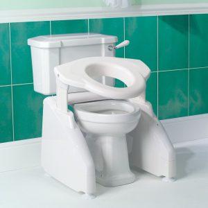 הגבהה לאסלה חשמלית Solo Toilet Lift
