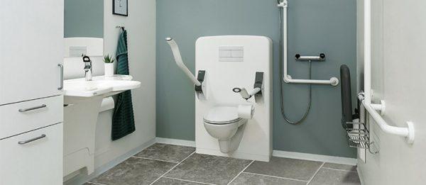 אסלה מתרוממת חשמלית Ropox bathroom Toilet lifter