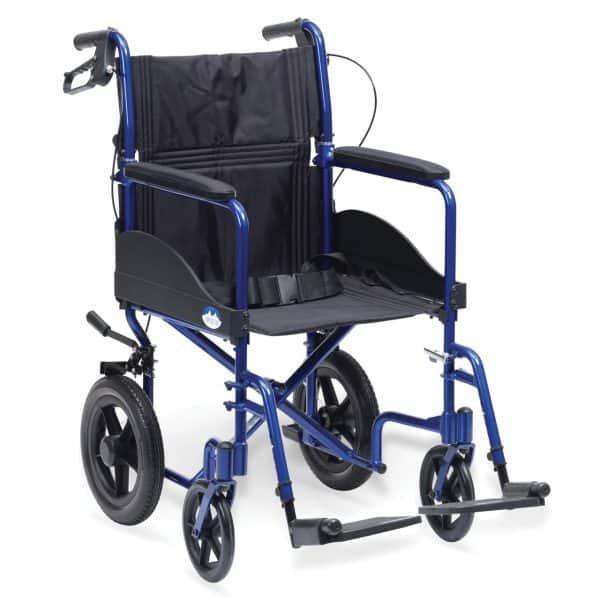 כסא גלגלים להעברה טרנפורטר Expedition Plus