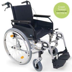 כסא גלגלים קל משקל freetec