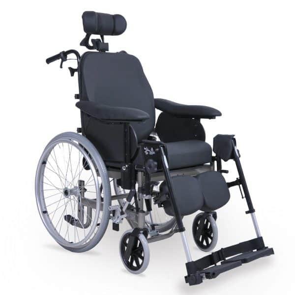 כסא גלגלים טילט רקליין idSoft