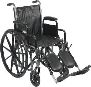 כסא גלגלים silver sport