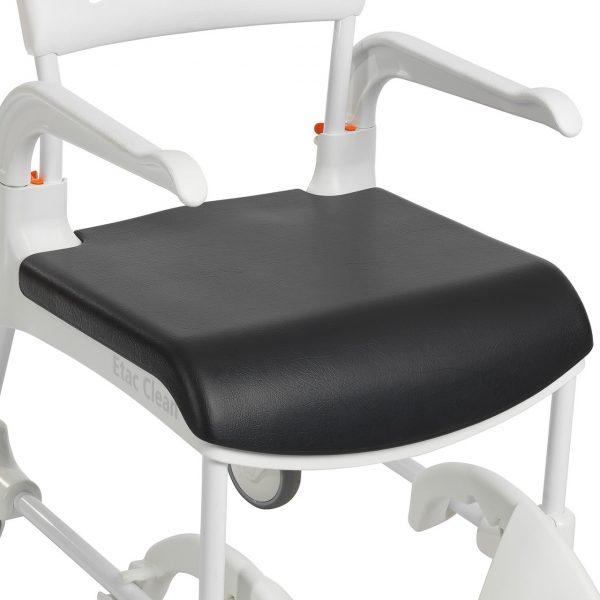 מושב מרופד מלא (ללא חור) לכסא קלין clean