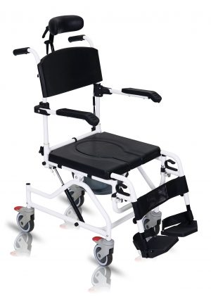 Nature Tilt כסא רחצה ושירותים טילט אלומיניום