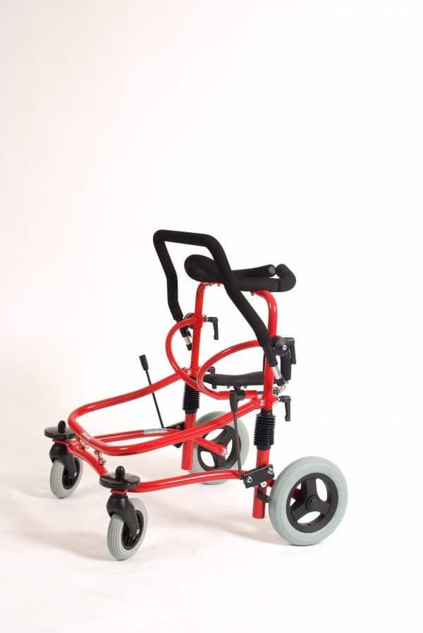 Miniwalk הליכון טיפולי שיקומי מרובה תמיכות