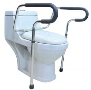 Toilet Rise 1 ידיות תמיכה לשירותים